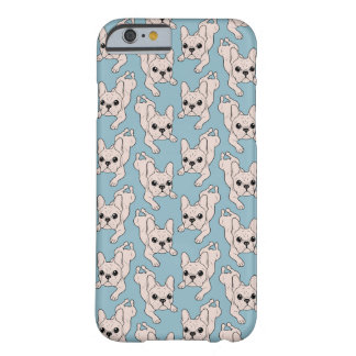 Frog Leg Cream French Bulldog Barely There iPhone 6 Case