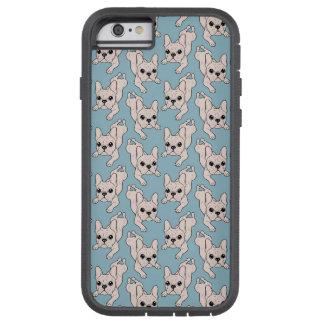Frog Leg Cream French Bulldog Tough Xtreme iPhone 6 Case
