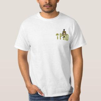 Frog & Lily Pad iPad Shirt Geek Shirts Technology
