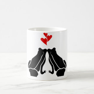 Frog Love Coffee Mug