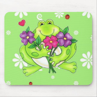 Frog Merchandise Gifts Mouse Pad