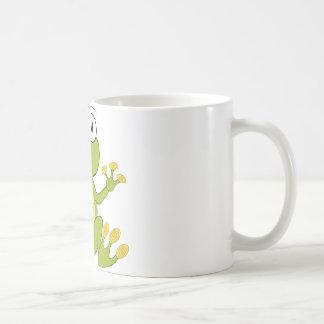 Frog mug. coffee mug