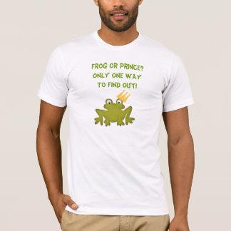 Frog Or Prince Shirt