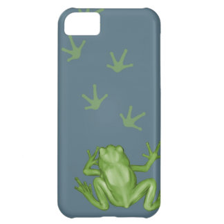Frog Painting iPhone 5C Covers