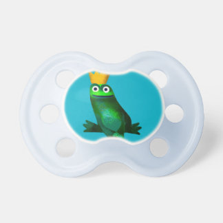 Frog Prince Pacifier