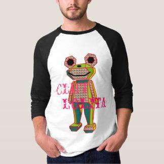 Frog robot, CLUT, LOLITA men's T shirt