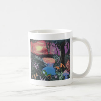 Frog Scene.jpg Coffee Mug