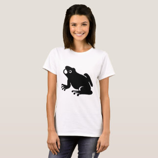 Frog Silhouette T-Shirt