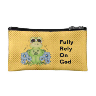 FROG Small Cosmetic Bag