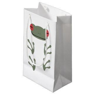 Frog Small Gift Bag