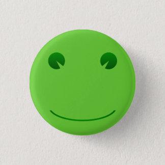 Frog Smile Button