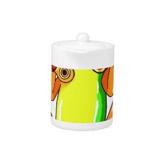 Frog spinner
