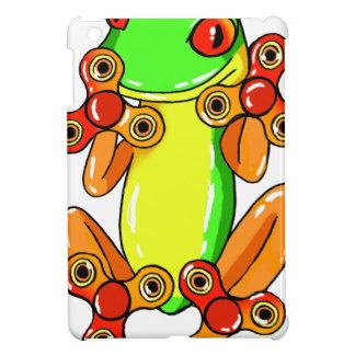 Frog spinner iPad mini case