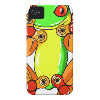 Frog spinner iPhone 4 covers