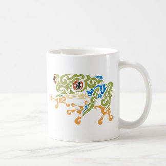 Frog Squirels Coffee Mug