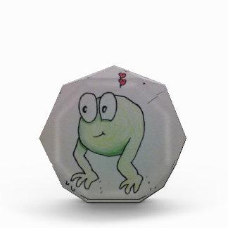 Frog the Alien