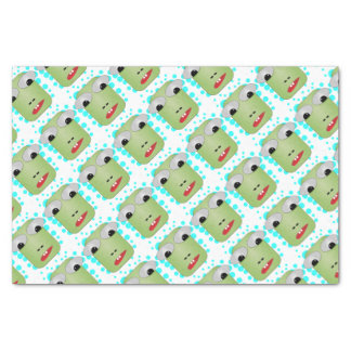 Frog Tissue Paper