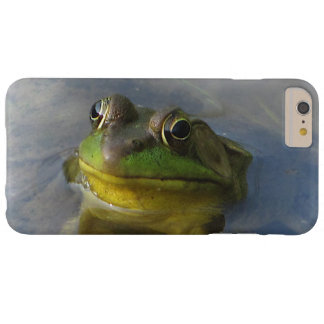 Frog with Attitude iPhone 6 Plus Case
