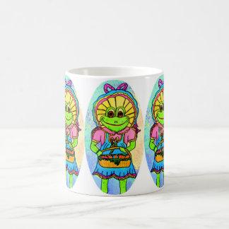 FROGETTA EASTER FROG mug