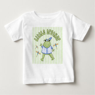 Froggie Little Brother Baby T-Shirt