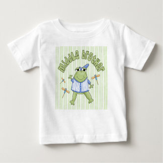 Froggie Middle Brother BG Baby T-Shirt