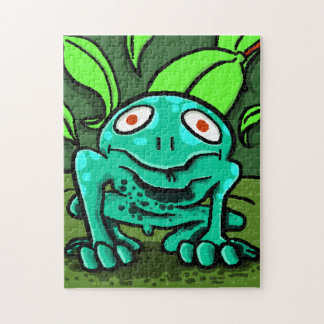 froggie puzzle