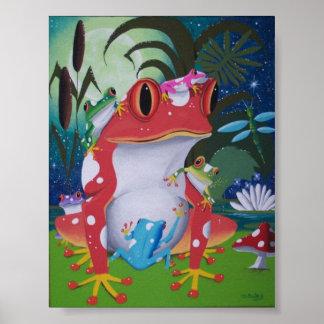 froggies poster