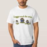 froggo et pièce en t de bande d'équipage du DA Tshirt