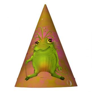 FROGGOG ALIEN MONSTER CARTOON Party Hat