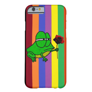 Froggy and rose iphone 6 casing barely there iPhone 6 case