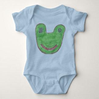 Froggy Baby Baby Bodysuit