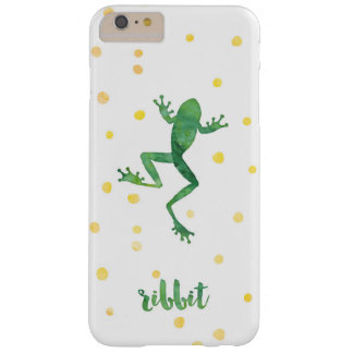 Froggy Barely There iPhone 6 Plus Case