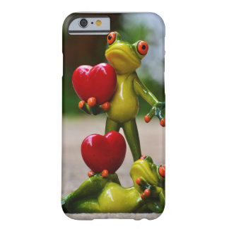 Froggy love barely there iPhone 6 case