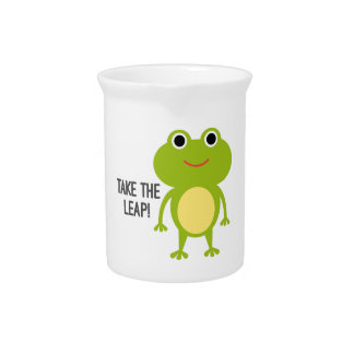 Froggy Pitcher