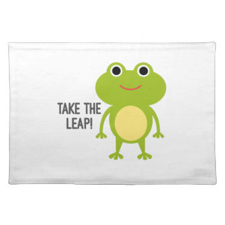 "Froggy Placemats 20"" x 14"""