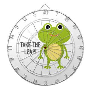 Froggy ProfiledInk Dart Board