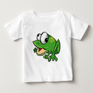 Froggy Smile! Baby T-Shirt