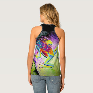 Froggy Tank Top