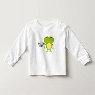 Froggy Toddler Long Sleeve T-Shirt