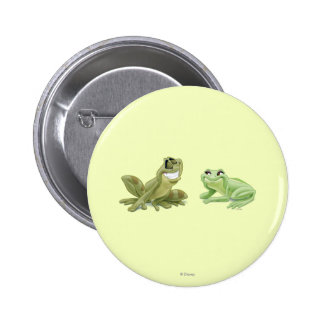 Frogs 2 Inch Round Button