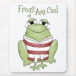 Frogs Are Cool Mousepad