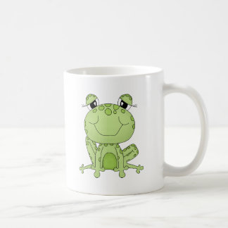 Frogs Lover Products Basic White Mug