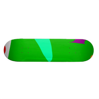 Frogs Never Die As Humans with Wits Skate Board