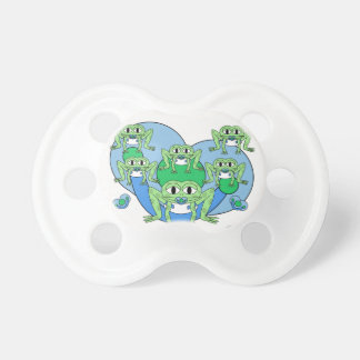 Frogs Pacifier