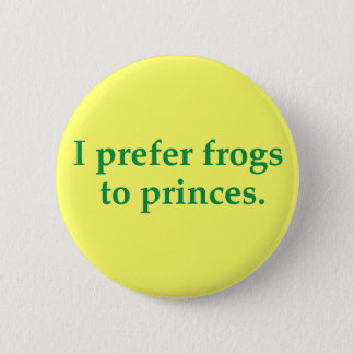 Frogs to Princes pin