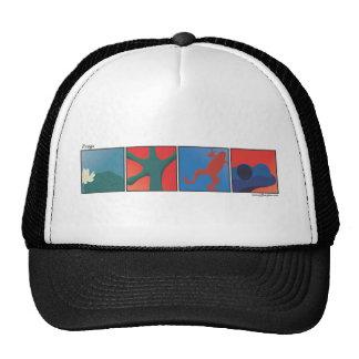 Frogs Trucker Hat