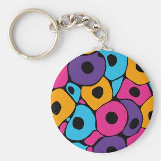 Frogspawn Basic Round Button Keychain