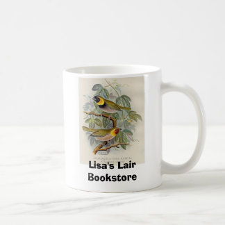 Frohawk - Melodius or Cuban Finch Coffee Mug