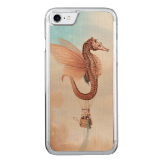 From Afar Carved iPhone 8/7 Case