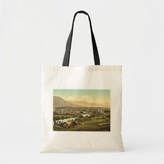 From Buchrain, general view, Solothurn, Switzerlan Tote Bag